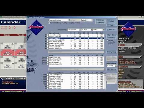 Lets Play Baseball Mogul 2010 - Part 1