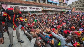 Test of will Monday as Uhuru, Raila take contrary positions on protests