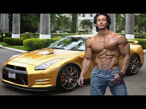 Tiger Shroff's Lifestyle ★ 2018