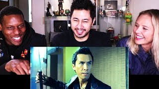 KILLZONE - SPL | DONNIE YEN vs WU JING | Fight Scene Reaction!