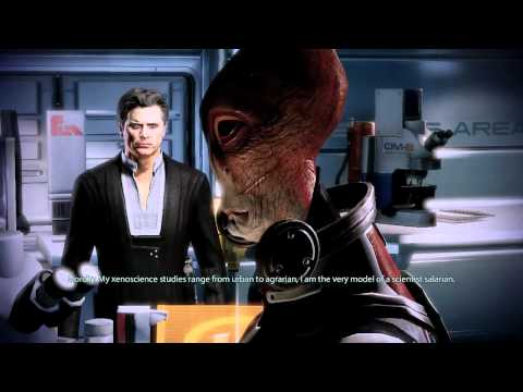 Mass Effect 2: Totally Illusive. Normandy Outtakes