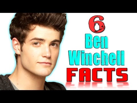 6 Ben Winchell Facts Every Fan Should Know | Max Steel actor fragman