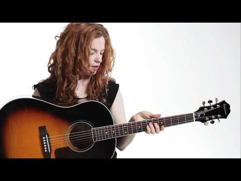 The Epiphone AJ-220S Acoustic Guitar