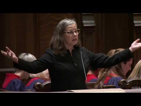 The Rev. Dr. Anna Carter Florence, And Liturgist/Musician: John Bell