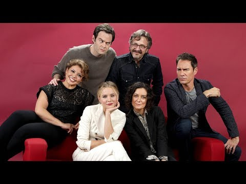 Comedy roundtable on the second golden age of television