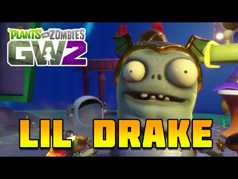 Plants Vs Zombies Garden Warfare 2 - MOST INTENSE GAME EVER! (Lil Drake Gameplay)
