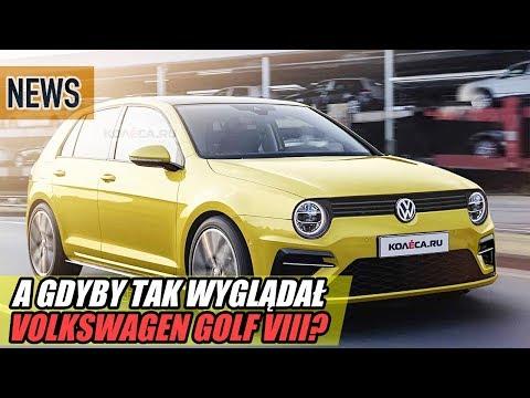 Volkswagen Golf Retro, Tesla Pickup, elektryczna Pininfarina - #273 NaPoboczu