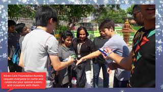 Snacks & Teeth Cleaning Kit For Underprivileged Students By Kiiran Care Foundation