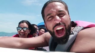 BOAT RIDE FROM HELL!!! thumbnail