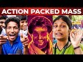 'Thalaiva...' Petta Official First Look Poster | Chennai Reacts | Superstar Rajinikanth | MM 11