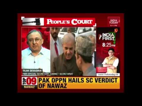 People's Court: Pakistan In Turmoil As PM Ousted On Corruption Charges