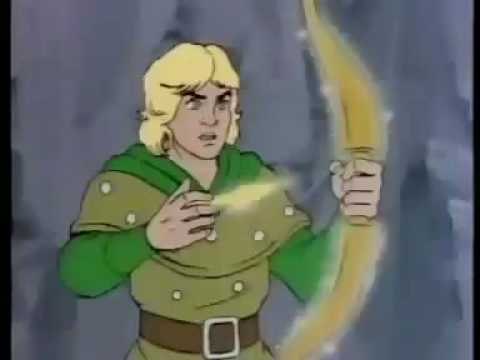 DUNGEONS AND DRAGONS Cartoon Intro