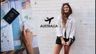 Going to Australia 🐨 Eating, thrifting & meeting Freya Haley!