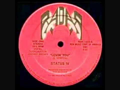 Status IV -  Lovin' You  (1983).wmv