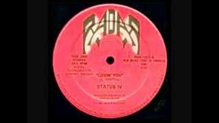 Status IV -  Lovin' You  (1983).wmv