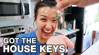 WE GOT THE HOUSE KEYS! | WahlieTV EP521