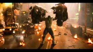 Os vingadores - Trailer Marvel The Avengers 2012