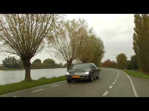 Volkswagen Phaeton roadtest english subtitled