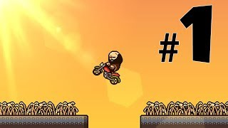 Let#39s Play Lisa The Painful #1 - Armstrong Style Karate