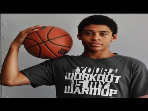 Check this kid out!!! 13-Year-Old Brandon Davis #9 - Summer 2012