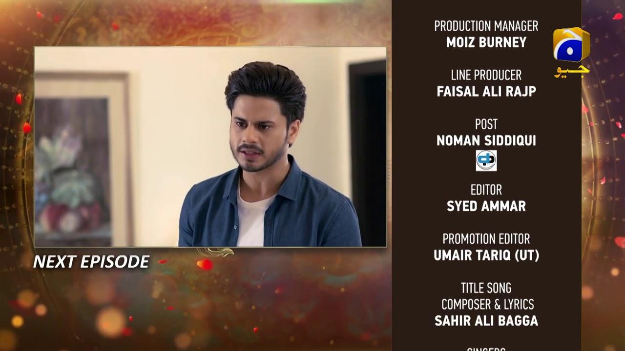 Kasa-e-Dil - Episode 19 Teaser - 1st March 2021 - HAR PAL GEO