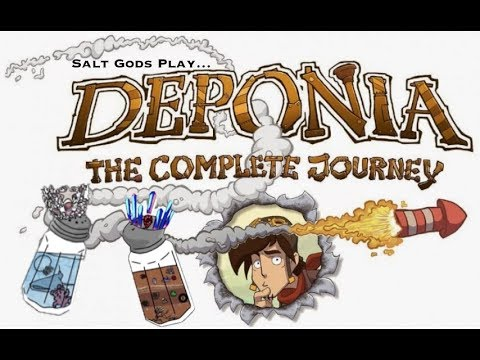LE SPONGE | Deponia: The Complete Journey |