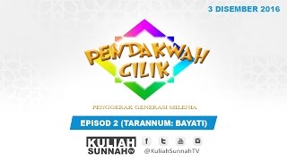Video Pendakwah Cilik (Episod 2) - Minggu 1: Tarannum - Bayati download MP3, 3GP, MP4, WEBM, AVI, FLV Agustus 2018