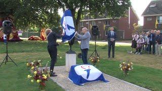 """Onthulling monument """"Klein Engeland"""" in Lichtenvoorde - Thumbnail"""
