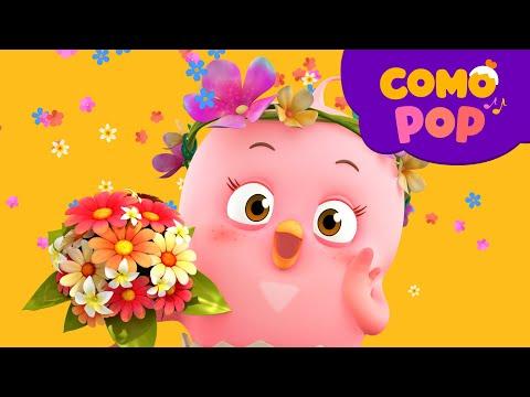 Como Pop | Kids Songs | Pretty Flower | +More Kids Songs | Cartoon video for kids | Como Kids TV