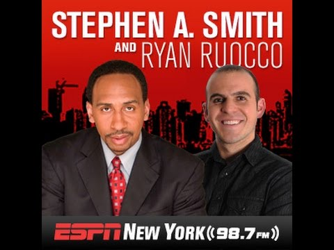 Stephen A Smith And Ryan Ruocco Show 7/21/14