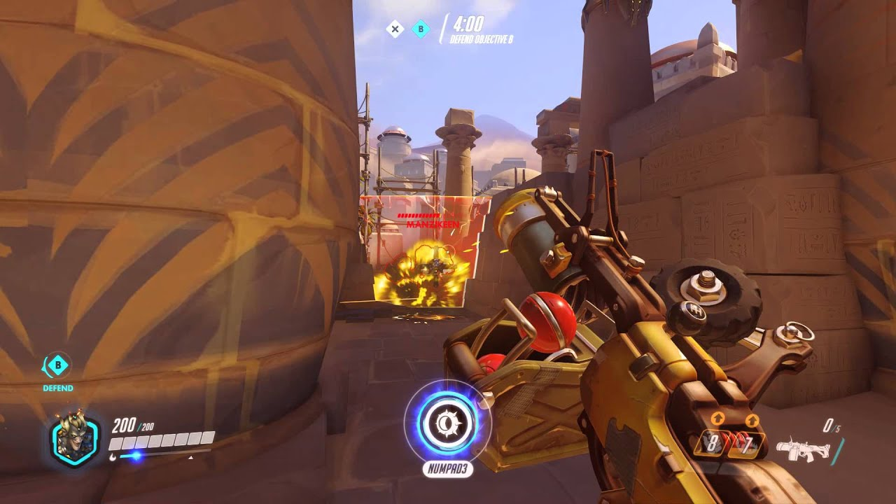Image result for OVerwatch gameplay