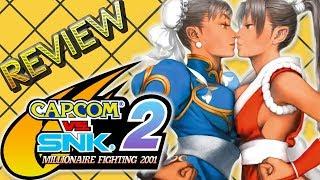 Capcom vs SNK 2 - O Jogo que Marcou Época