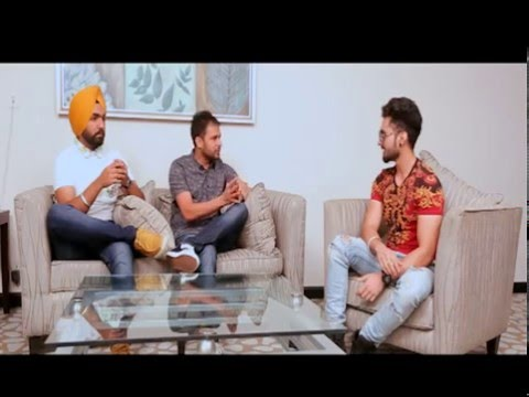 Amrinder Gill | Ammy Virk | Full Interview | Movie Angrez Starcast | Tashan Da Peg