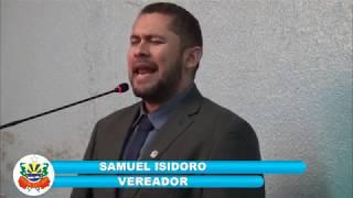 Samuel Isidoro Pronunciamentos 25 05 2018