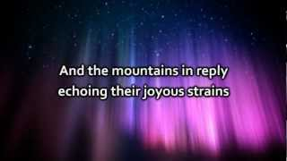 Hillsong - Gloria (Angels we have heard on high) - Lyrics