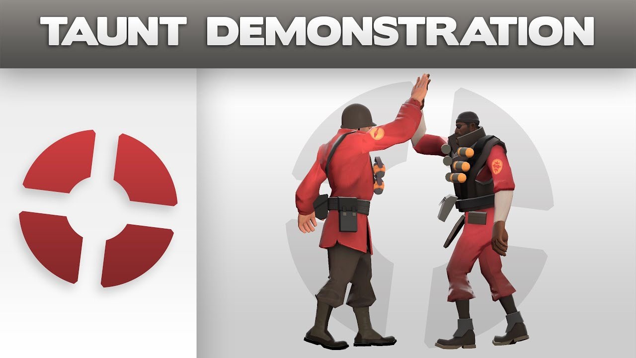 Taunt Demonstration: High Five!