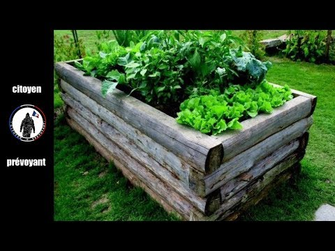 Le jardin urbain en permaculture youtube for Jardin urbain permaculture