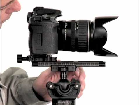 Neewer® 200mm Professional Rail Nodal Slide Metal Quick Release Clamp for Camera