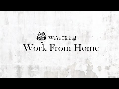 Legitimate Work From Home Job Opportunities-Customer Service