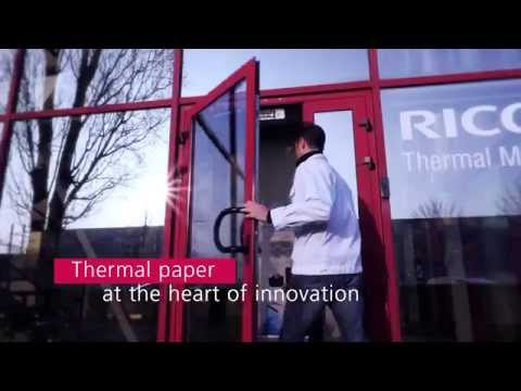 Ricoh Industrie France Thermal Products