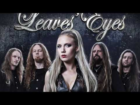 Interview with Alex and Elina of Leaves Eyes