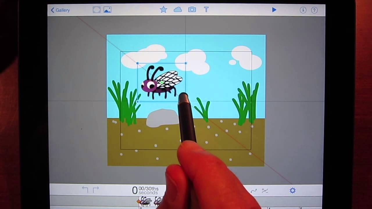 Fresh Paint App Ipad