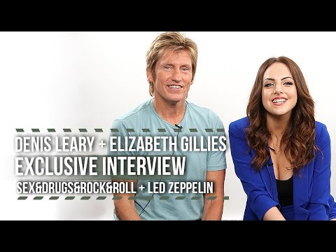 Denis Leary Doesn't Understand Why Led Zeppelin Won't Reunite