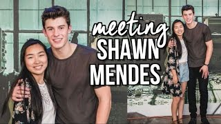 My HONEST Experience Meeting Shawn Mendes | JensLife