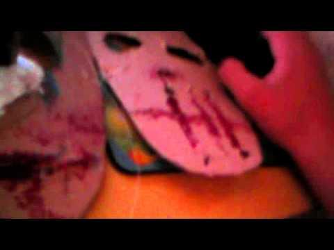 Mascaras de papelao de terror youtube - Mascara de terror ...