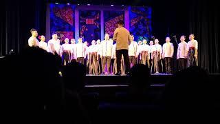 I Will Lift Mine Eyes (Jake Runestad) - UP Manila Chorale