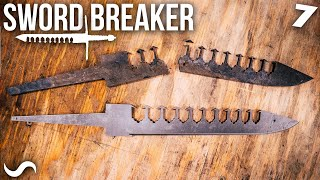 MAKING THE SWORD-BREAKER!!! Part 7