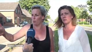 Ouders in Nieuwleusen op de bres voor veiligere verkeerssituatie voor kinderen