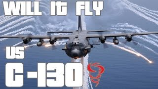 Simple Planes ★ C-130 ★ Will It Fly ★ Part 48 Mp3
