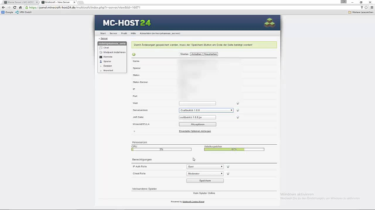Wie Hole Ich Mir Ein Minecraft Server By Mc Host24de